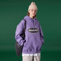 앤커버() [N]Original candlewick hoodie-light purple