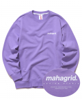 ORIGIN LOGO CREWNECK PURPLE(MG2ASMM480A)