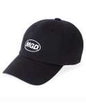 마하그리드() MGD WASHED B.B CAP BLACK(MG2ASMAB20A)
