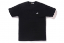 베이프(BAPE) BAPESTA ONE POINT TEE