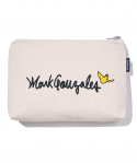 마크 곤잘레스(MARK GONZALES) M/G ANGEL POUCH IVORY
