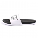 터치그라운드() Vintage Comfort Slide WHITE_BLACK 슬리퍼