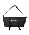 LMC SYSTEM LIGHTWEIGHT MESSENGER BAG black