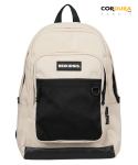 네이키드니스(NEIKIDNIS) ACADEMY BACKPACK / LIGHT BEIGE