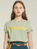 벤시몽() WOMAN T SHIRTS - LIGHT KHAKI