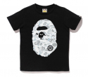 베이프(BAPE) SPACE CAMO BIG APE HEAD TEE L