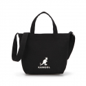 캉골() Eco Friendly Bag Zippi small 0035 BLACK