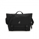 캉골(KANGOL) Wanted Messenger Bag 2024 BLACK