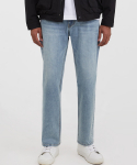 어드바이저리() Span Standard Fit Denim Pants - Light Blue