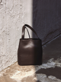 로서울() Aline Large Shoulder bag Umber