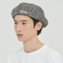 로맨틱크라운(ROMANTIC CROWN) FRIDAY NEWSBOY CAP_GREY