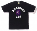 베이프(BAPE) COLOR CAMO COLLEGE TEE
