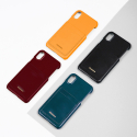 페넥(FENNEC) LEATHER iPHONE XR CARD CASE (4COLOR)