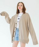 라모드치프() BETTER OVER-FIT CARDIGAN (BEIGE)