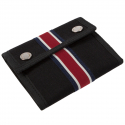 로맨틱크라운(ROMANTIC CROWN) CEREMONY CORDURA WALLET_BLACK