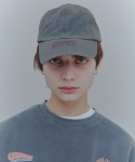 오디너리피플() COLOR POINT CHARCOAL PIGMENT BALL CAP