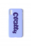 클로티(CLOTTY) HEART CLOTTY HARD CASE BLUE(CY2ASFAB90A)