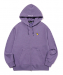 마크 곤잘레스(MARK GONZALES) M/G ANGEL WAPPEN ZIP UP HOODIE PURPLE