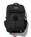 그루브라임() MULTY POCKET BACKPACK (BLACK) [GBG102H53BK]
