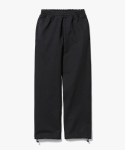 제로(XERO) Classic String Sweat Pants [Black]
