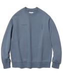 비바스튜디오(VIVASTUDIO) NEW CORPORATE LOGO CREWNECK JS [COOL GREY]