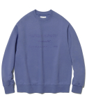비바스튜디오(VIVASTUDIO) SUBPOP CREWNECK JS [SOFT PURPLE]