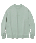 비바스튜디오(VIVASTUDIO) ORIGINAL SMALL LOGO CREWNECK JS [MINT]