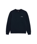 골스튜디오(GOALSTUDIO) PULSE GRAPHIC SWEATSHIRT - NAVY