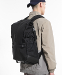 브라운브레스() STRIVE ROLLTOP BACKPACK - BLACK