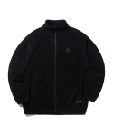 크리틱() WAPPEN FLEECE JACKET(BLACK)_CTTZPJK08UC6