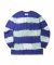 크리틱(CRITIC) WAPPEN STRIPE LONG SLEEVE(VIOLET)_CTTZPRL01UV1
