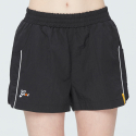 로맨틱크라운(ROMANTIC CROWN) GNAC EASY BANDING SHORTS_BLACK