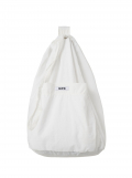 0010A WHITE BAG (WATER REPELLENT)