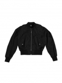 지피디() Boar MA-1 Jacket Black