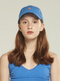 벤시몽() SLOW B BASIC BALL CAP - BLUE