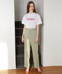 룩캐스트() MINT WIDE PANTS