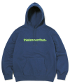 T-Logo Hooded Sweatshirt Light Navy (002)