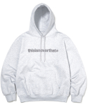 디스이즈네버댓(THISISNEVERTHAT) T-Logo Hooded Sweatshirt Light Grey (002)