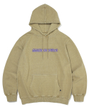 디스이즈네버댓(THISISNEVERTHAT) ISW Hooded Sweatshirt Beige