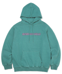 디스이즈네버댓(THISISNEVERTHAT) ISW Hooded Sweatshirt Sage Green