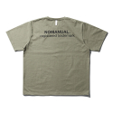 노매뉴얼() S.TM T-SHIRT - LIGHT KHAKI