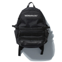 노매뉴얼() NM UTILITY BACKPACK - BLACK