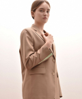 CASIOPEA SINGLE JACKET (Beige)