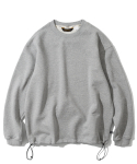 유니폼브릿지(UNIFORM BRIDGE) basic sweatshirts grey