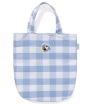 칸코() KANCO MINI TOTE BAG sky blue