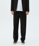 로드 존 그레이() semi wide slacks black