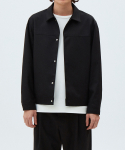 로드 존 그레이() hidden pocket jacket black