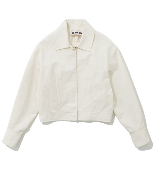로드 존 그레이(LORD JOHN GREY) casual short jacket ivory