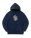 크리틱() CITY TRAVELER EMBROIDERY HOODIE(NAVY)_CTTZPHD02UN0