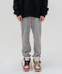 더보이즈아데드() Scotch Logo Sweat Pants (Grey)